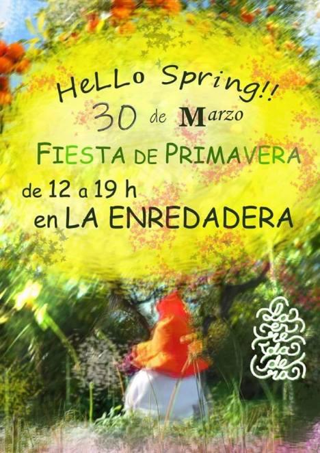fiesta primavera La Enredadera 20019